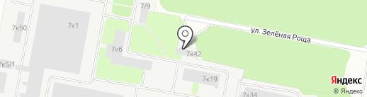 БФ Фурнитура на карте Бердска