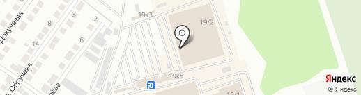 Kiko бум на карте Новосибирска