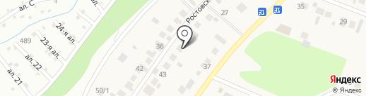 Центр авторазбора на карте Восхода