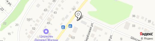 Продуктовый магазин на карте Восхода