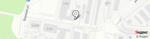 Бердский сервисный центр по ремонту холодильников на карте Бердска