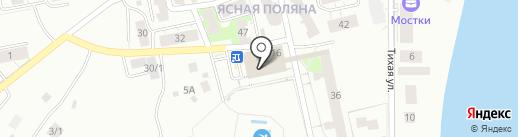 АЛКОС-Комфорт на карте Бердска