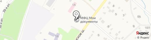 Администрация Каменского сельсовета на карте Восхода