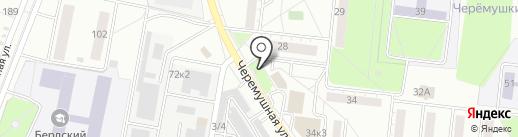 АРТ СЕРВИС на карте Бердска