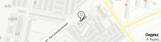 Вертикаль на карте Бердска