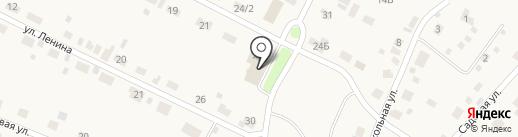 Магазин промышленных товаров на карте Восхода