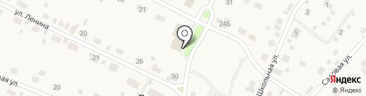 Каменское сельское потребительское общество на карте Восхода