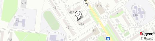 Проектно-строительная фирма Развитие на карте Бердска