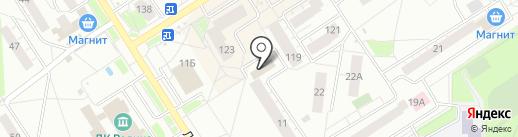 Ателье по пошиву и ремонту одежды на карте Бердска