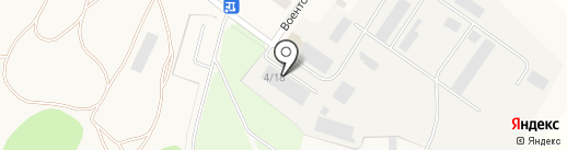 Crematorium Customs на карте Восхода