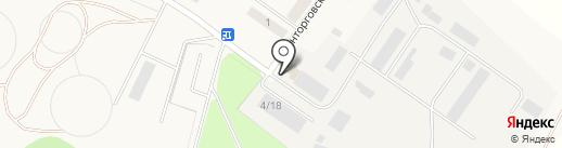 Новосибирский Завод Специальных Изделий на карте Восхода