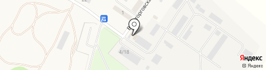 Национальный ювелирный завод на карте Восхода