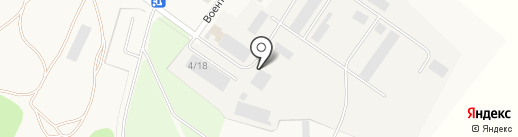 ФБС-Строй на карте Восхода