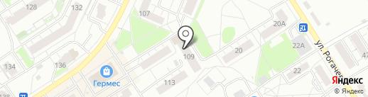 СилаВдохновения.рф на карте Бердска