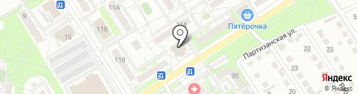 Гладких и Ко на карте Бердска