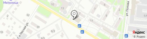ZBS Pizza на карте Бердска