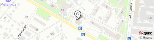 Yulsun.ru на карте Бердска