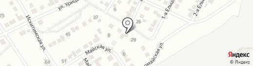 СЕВИЛГ на карте Бердска