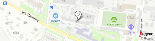 ПИК на карте Бердска