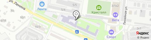 Сибирская Ассоциация Айкидо на карте Бердска