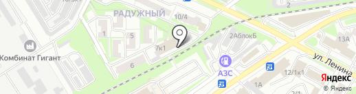 Мои документы на карте Бердска