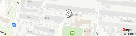 Кэмпо на карте Бердска