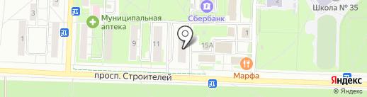 Мастерская по ремонту и прокату спортивного инвентаря на карте Новосибирска