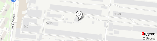 ШКОЛЯР на карте Бердска