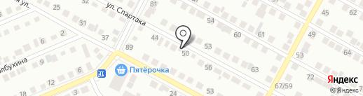 Торговая компания на карте Бердска