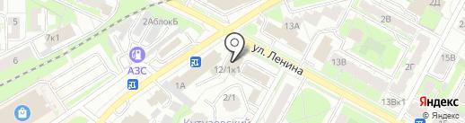 Сибирская Торговая Компания на карте Бердска