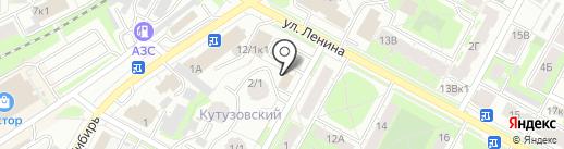 Сбербанк России на карте Бердска