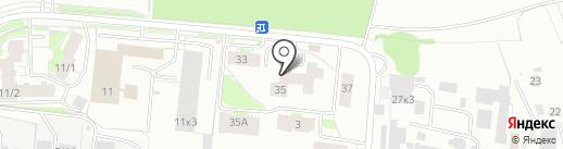 Продовольственный магазин на карте Бердска