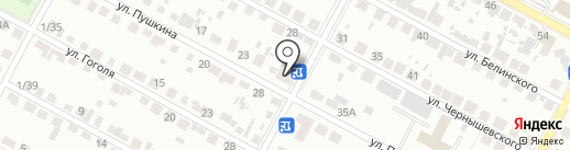 Любимый сад на карте Бердска