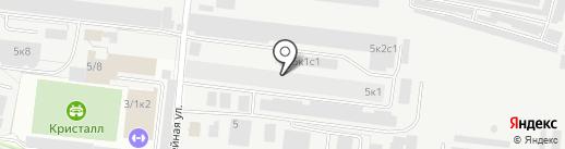 ЗМИ-инвест на карте Бердска