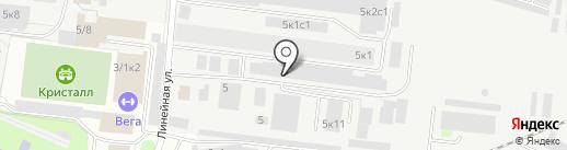 Центр подбора автоэмалей на карте Бердска