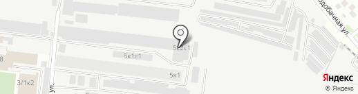 Многопрофильная компания на карте Бердска