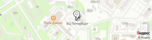 РефТранс на карте Новосибирска