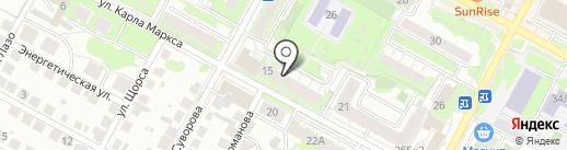 Auto Five на карте Бердска