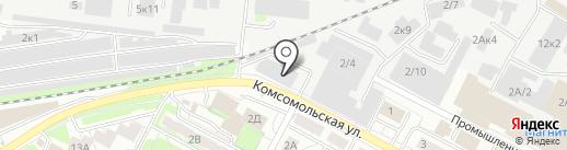Берлин Авто на карте Бердска