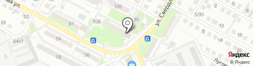 Миша на карте Бердска