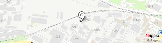 Мебельблок на карте Бердска