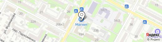 ЛИВ-Медикал на карте Бердска
