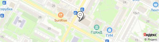 SmartShop на карте Бердска
