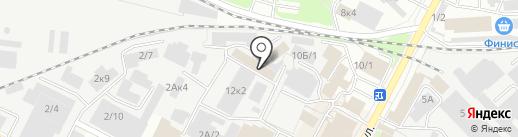 БошАвтоСервис на карте Бердска