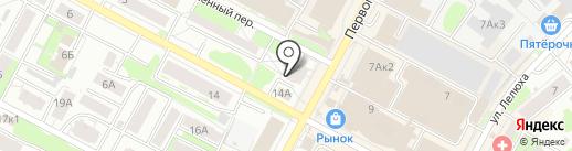 Магазин мебельной фурнитуры, комплектующих и аксессуаров на карте Бердска
