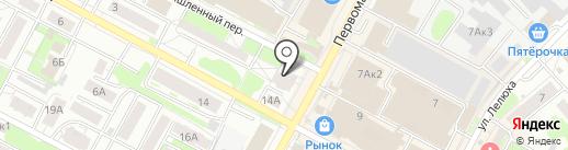 АБК-ИНСТРУМЕНТ на карте Бердска