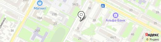 СантехКомплектация на карте Бердска