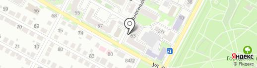 Дента люкс на карте Бердска