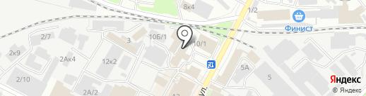 ПродСиб на карте Бердска