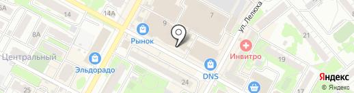 ДеньгиАктив на карте Бердска